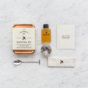 unique gifts cocktail kit