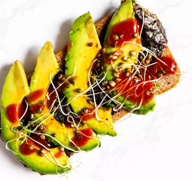 Best Vegan Avocado Toast