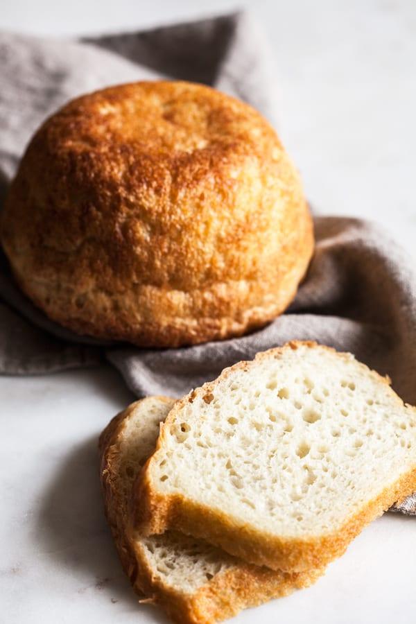 the best vegan peasant bread recipe