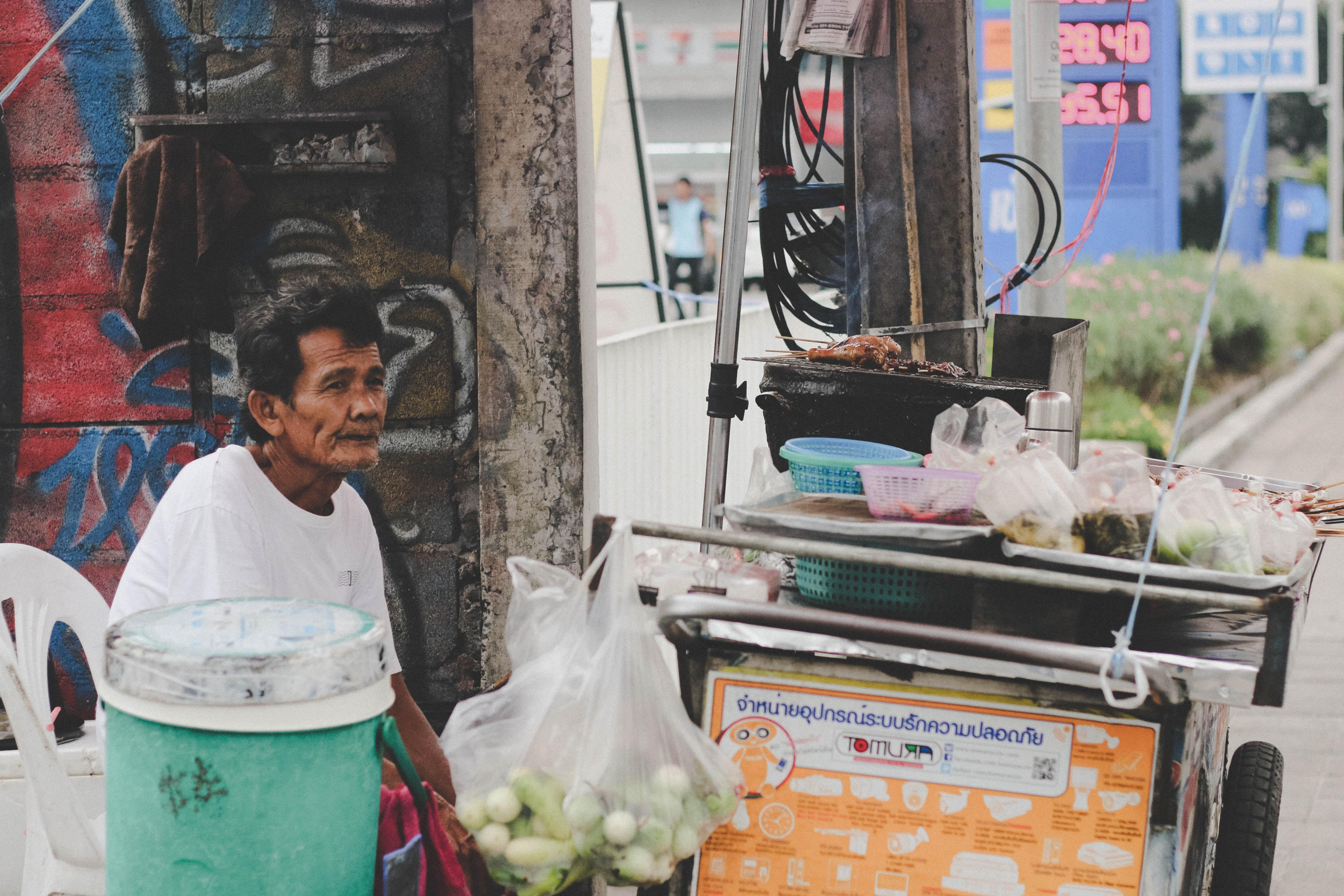 Digital Nomad in Bangkok
