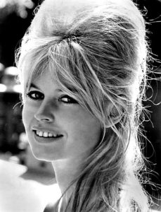 Brigitte Bardot - top vintage photos of beautiful woman
