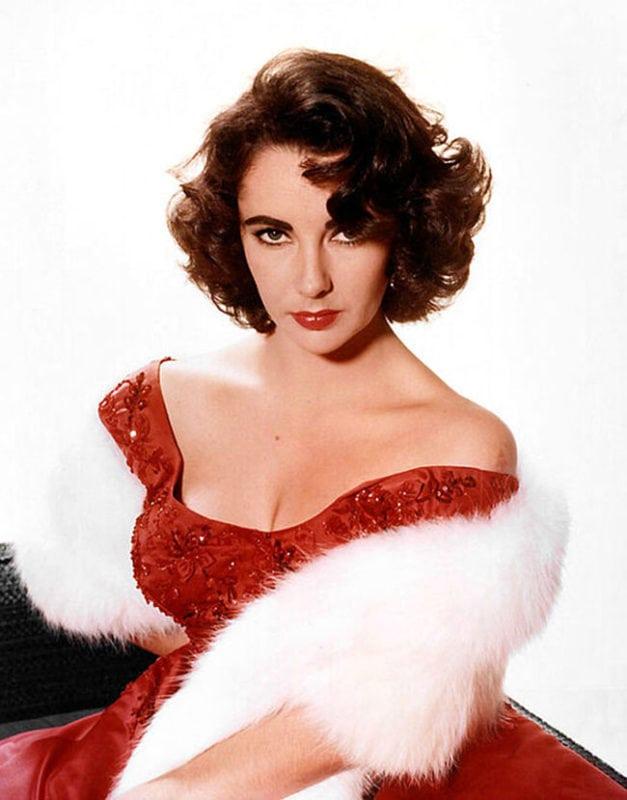 Elizabeth Taylor - vintage photos