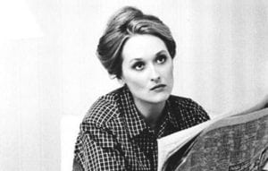 Meryl Streep vintage photos