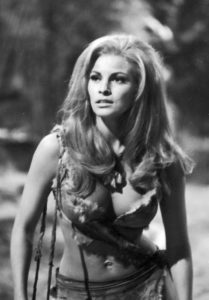 Raquel Welch vintage photos of beautiful woman