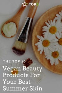 Vegan Beauty Products For Your Best Summer Skin