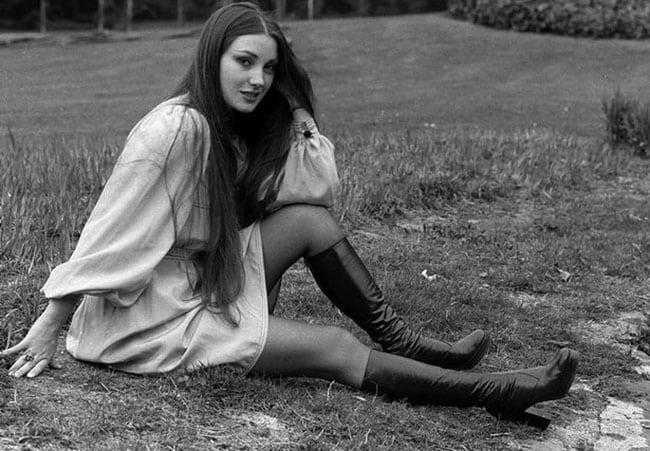 Vintage Photos -Jane Seymour