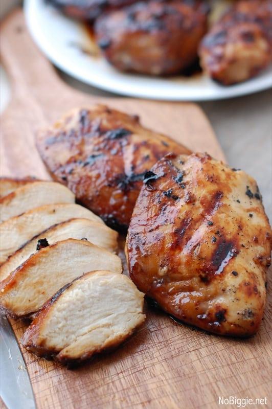 best easy chicken bbq marinade