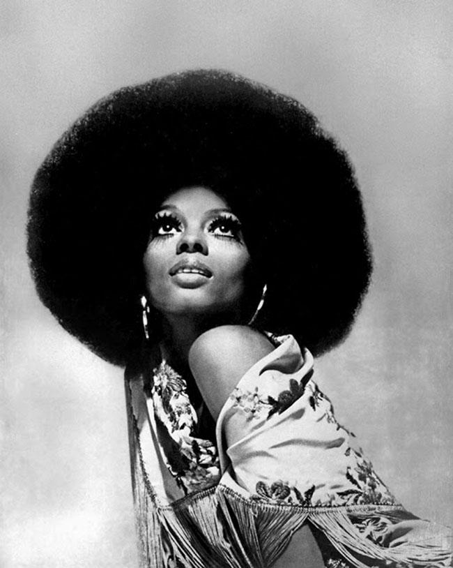 beautiful vintage photos - Diana Ross