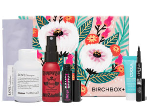 One of Birchbox's summer beauty subscription boxes