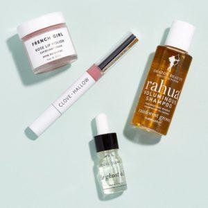 Petit Vour's subscription beauty box offerings
