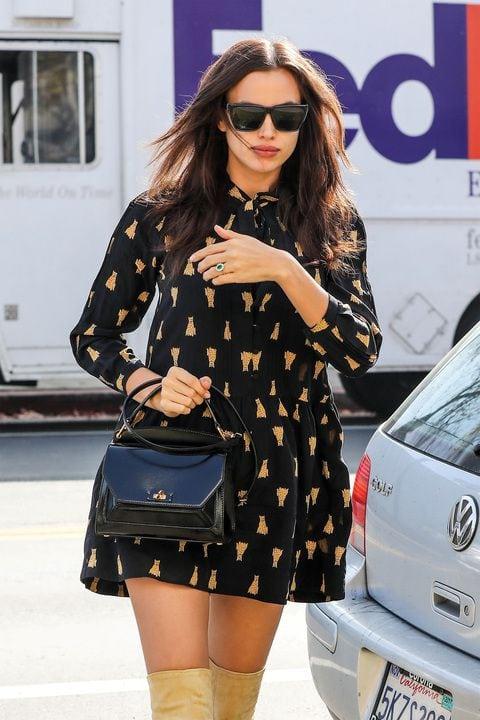 "Celebrity Engagement Rings: Irina Shayk ""width ="" 480 ""height ="" 720"
