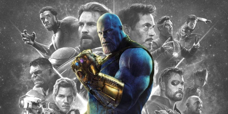 best Marvel movies Avengers: Infinity War