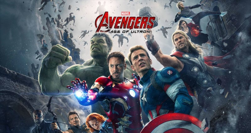Best Marvel movies Avengers: Age of Ultron