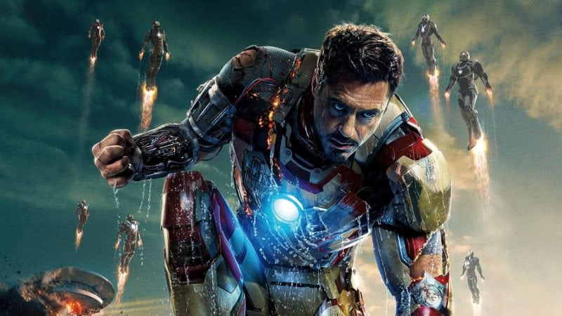 Best Marvel movies Iron Man3