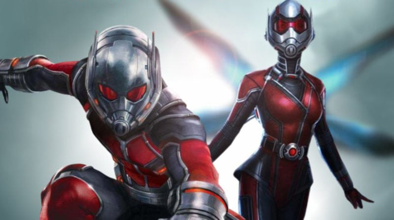 Best Marvel movies Ant-Man and the Wasp