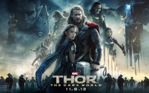 Best Marvel movies Thor: The Dark World