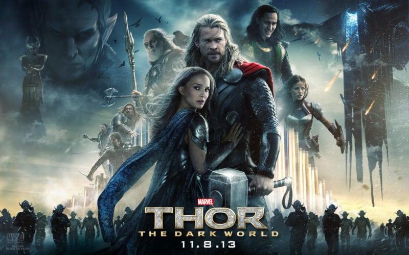 Best Marvel movies Thor: The Dark World