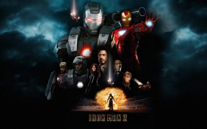 Best Marvel movies Iron Man 2