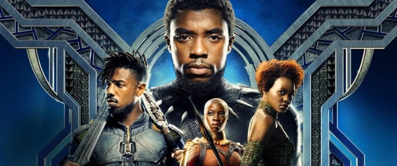 Best Marvel movies Black Panther