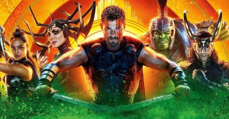 Best Marvel movies Thor: Ragnarok