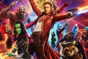 Best Marvel movies Guardians of the Galaxy