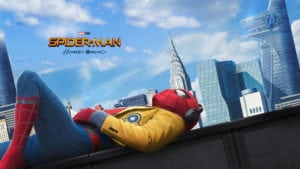 Best Marvel movies Spider-Man: Homecoming