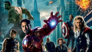 Best Marvel movies The Avengers