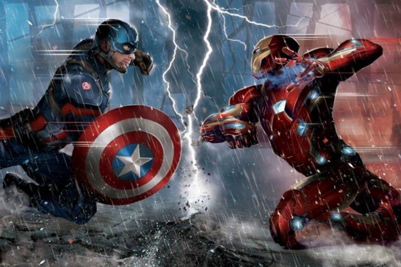 Best Marvel movies Captain America: Civil War