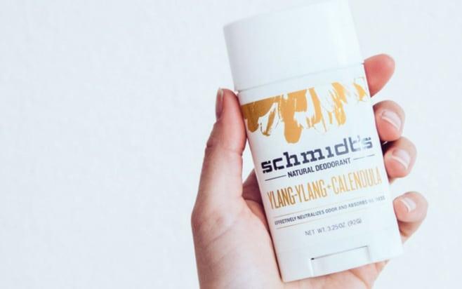 best healing deodorant schmidts