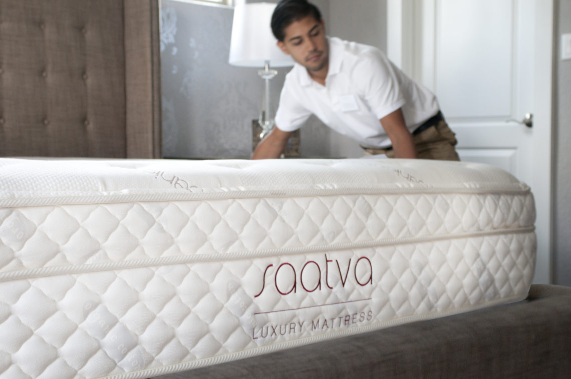 The best place to buy a mattress is online because they offer free delivery