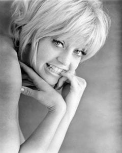 best vintage photos - Goldie Hawn