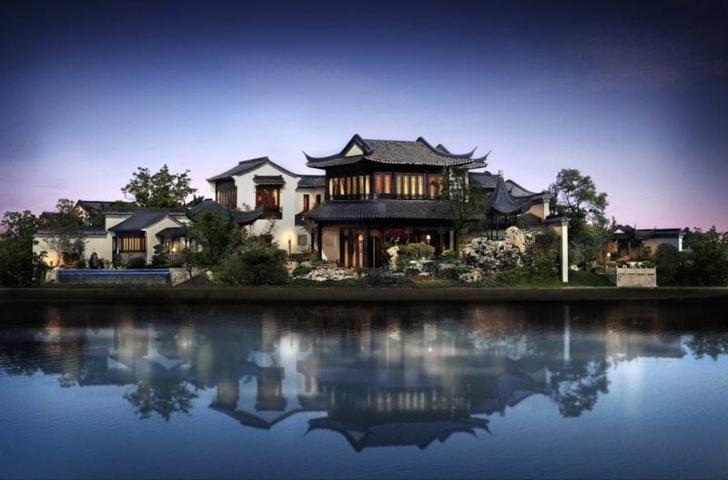 biggest houses in the world Taohuayuan