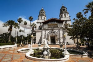 biggest houses in the world Hearst Castle