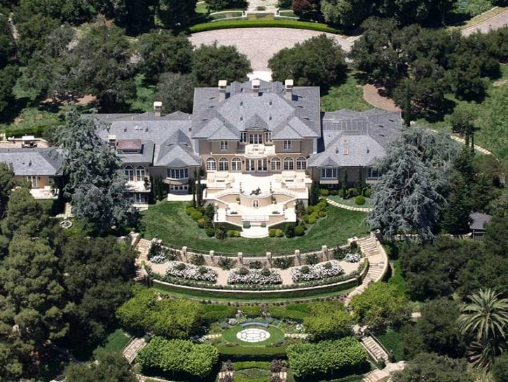 biggest houses in the world Oprah's Estate