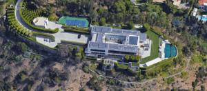 biggest houses in the world Pritzker Estate