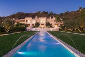 biggest houses in the world Palazzo di Amore