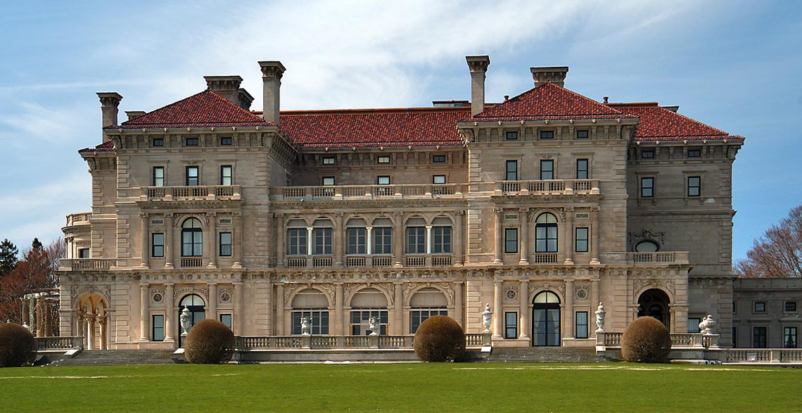 biggest houses in the world The Breakers
