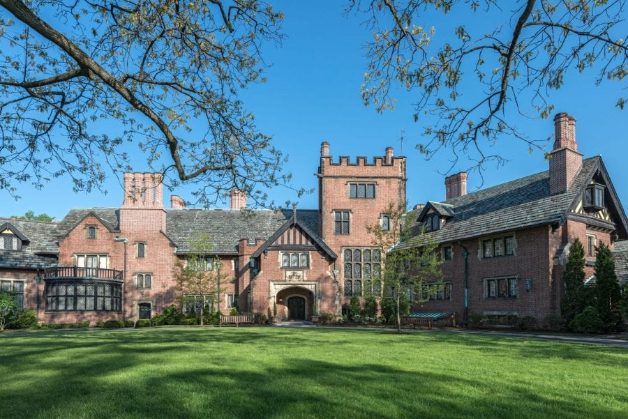 biggest houses in the world Stan Hywet Hall