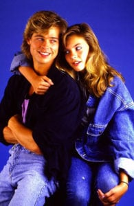 Brad Pitt news Brad with Shalene McCall