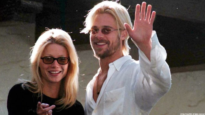 Brad Pitt news Gwyneth Paltrow
