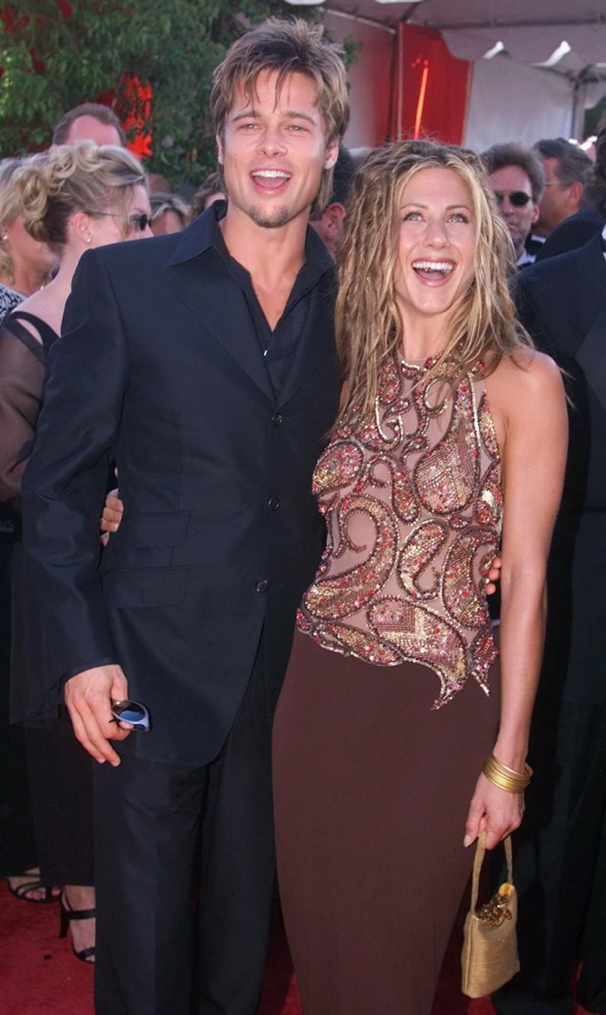 Brad Pitt news Jennifer Aniston