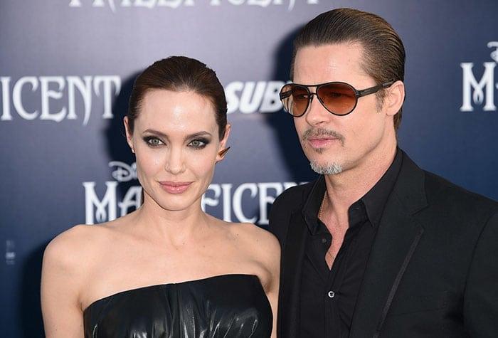 Brad Pitt news Angelina Jolie