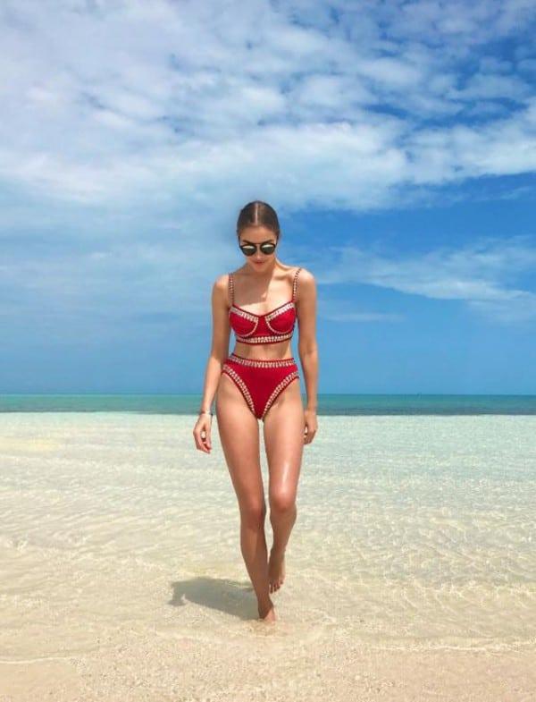 celeb bikini bod Olivia Culpo