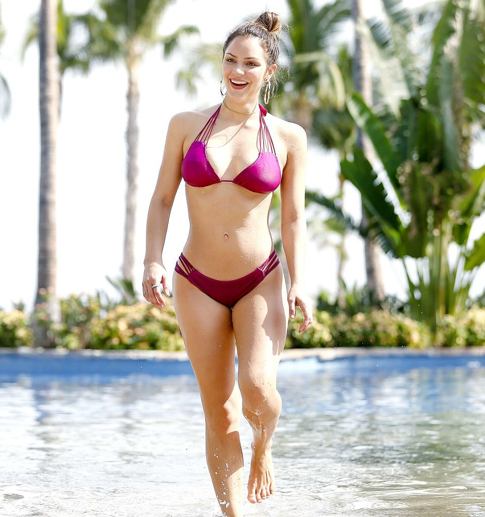 celeb bikini bod Katharine McPhee