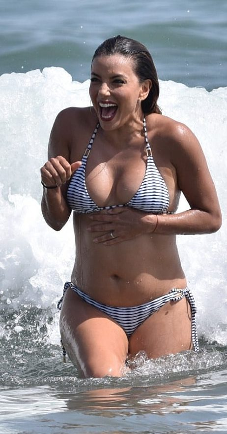 celeb bikini bod Eva Longoria