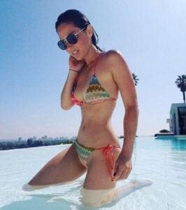 celeb bikini bod Olivia Munn