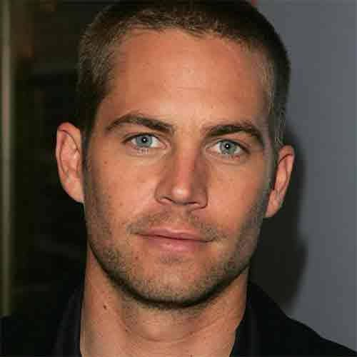 celebrities who died young Paul Walker