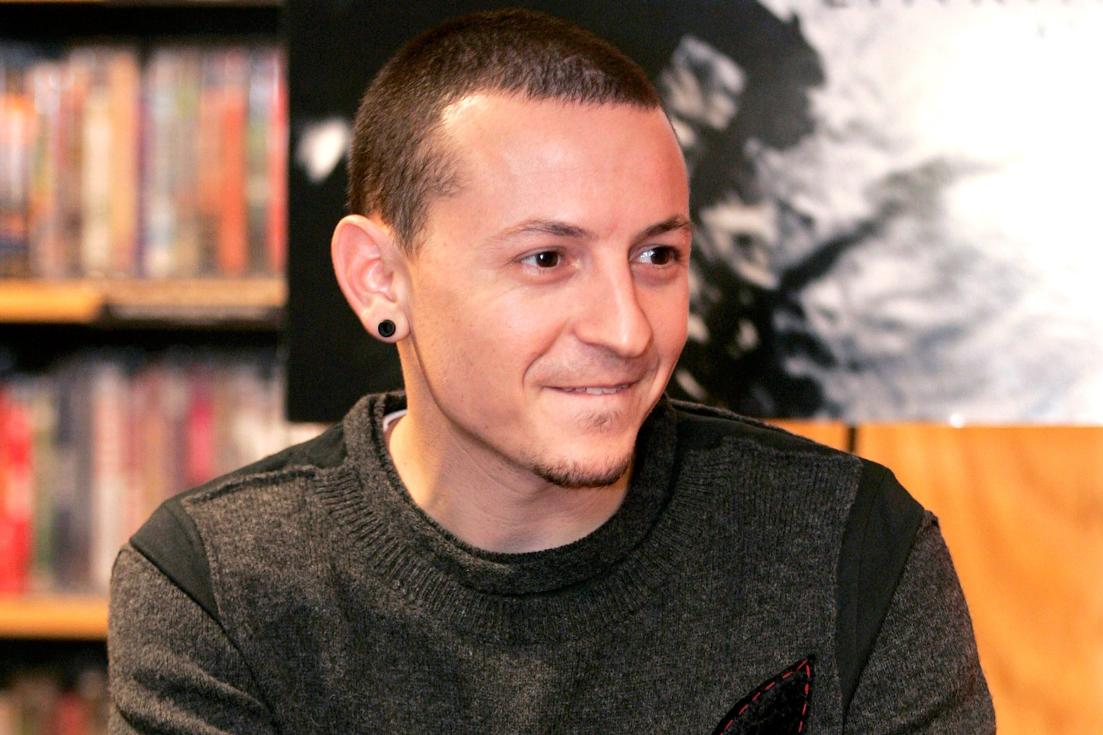 celebrities who died young Chester Bennington