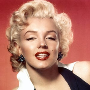 celebrities who died young Marilyn Monroe