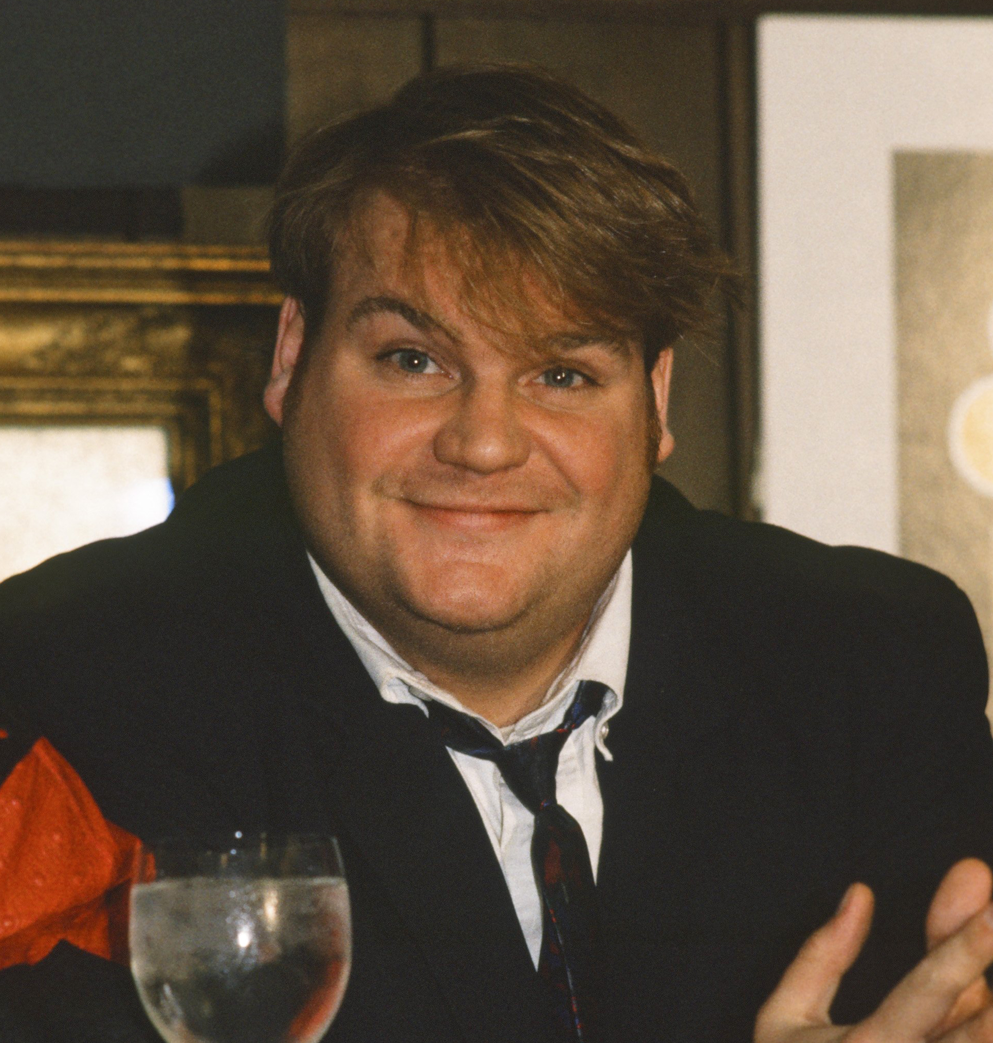 celebrities who died young Chris Farley